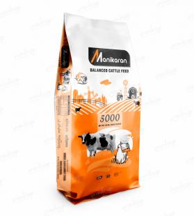 manikaran cattle feed,feed design,packing design,pouch design