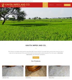 kavita impex,web design,website