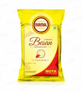 nirmal besan,besan design,besan bag,besan pouch,besan packing,packing design,pouch design